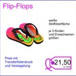 Flip Flops versiegelter FD