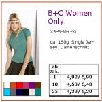 B+C 150 ladies