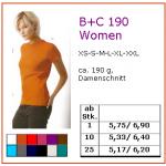 B+C 190 Ladies