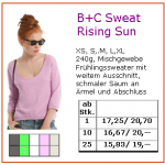 B+C Rising Sun