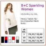 B+C Sparkling Women
