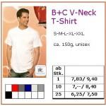 B+C V-Neck