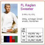 FL Raglan Sweater