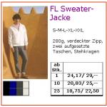 FL Sweaterjacke