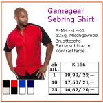 Gamegear Shirt