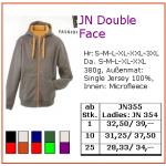 JN Double Face Jacke