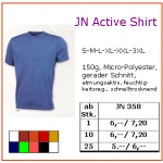 JN Men Active Shirt