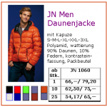 JN Men Daunenjacke