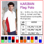 Kariban Flag Polo 2
