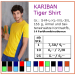 Kariban Tiger Shirt