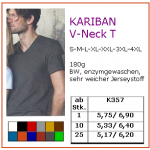 Kariban V-Neck