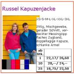 Russel Kapuzenjacke