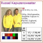 Russel Kapuzensweater
