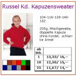 Russel Kd. kap. Sweater