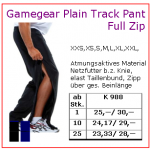 Gamegear Full Pant