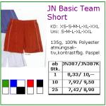 JN Basic team short