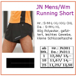 JN Mens Wm Running Short