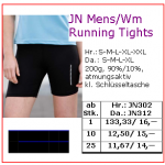 JN Mens Wm Running Tights