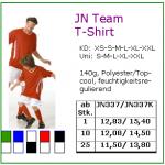 JN team t-shirt