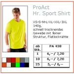 ProAct Hr. Sport Shirt