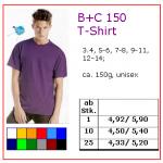 b+c 150 t-shirt
