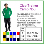 club trainer camp nou
