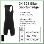 jn 323 bike shorts-träger