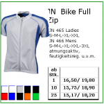 jn bike full zip