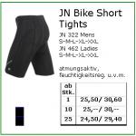 jn bike short tights