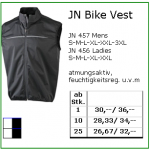 jn bike vest