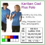 kariban cool plus polo